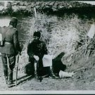 Balkan War 1912-13Salih Pasha, who commanded the Turkish cavalry division silke