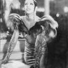 Josephine Baker smiling.  - 8x10 photo