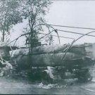 The German Submarine, 1944. - 8x10 photo