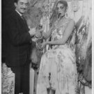 Ornamented Josephine Baker.  - 8x10 photo