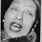 Facial expression of Josephine Baker. - 8x10 photo