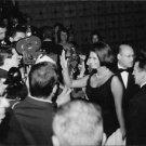 Sophia Loren among the photographers.  - 8x10 photo