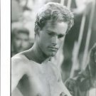 Shirtless Sean Flynn.  - 8x10 photo