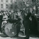 World War II. German musicians in Oslo - 8x10 photo