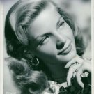 Close up of Lauren Bacall. - 8x10 photo