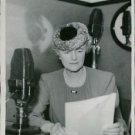 Wife of Winston Churchill - 8x10 photo