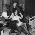 Talithia Getty holding hands. - 8x10 photo