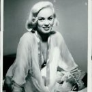 Mamie Van Doren - 8x10 photo