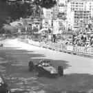 Graham Hill indulge in racing.  - 8x10 photo