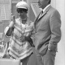 Liz Taylor and Richard Burton - 8x10 photo