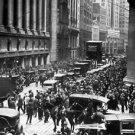 Black Tuesday - The Wall Street Crash. - 8x10 photo