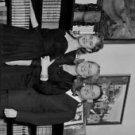 Einar Beyron and family - 8x10 photo