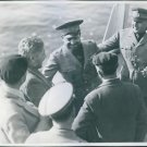 General Balbo's Armada arrives in Labrador, 1939. - 8x10 photo