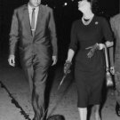 Ava Gardner with man. - 8x10 photo