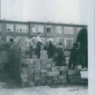 1945Starvation in Holland. - 8x10 photo