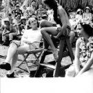 Marlon Brando sitting. - 8x10 photo