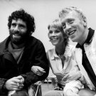 Elliott Gould, Bibi Andersson and Max von Sydow - 8x10 photo