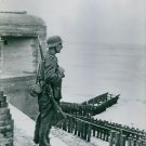 A Soldier guarding the frontier.1944 - 8x10 photo