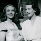 Inga Tidbland and sister Eva Hindmarsh - 8x10 photo