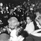 Elizabeth Taylor with people. - 8x10 photo
