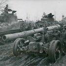 World War II. Allied landing south of Rome - 8x10 photo