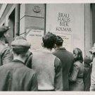 World War II. Allied troops liberate Colmar - 8x10 photo
