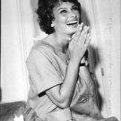 Sophia Loren laughing. - 8x10 photo