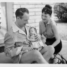 Victor Borge and family - 8x10 photo