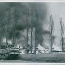 Military force on attack - 8x10 photo