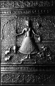 rat temple, bikaner - 8x10 photo