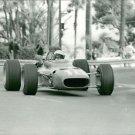 Lorenzo Bandini racing. - 8x10 photo