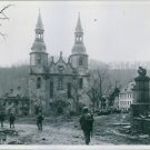 Prum Cathedral Stands After Town's Fall - 8x10 photo