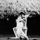 Margot Fonteyn and Rudolf Nureyev performing dance on stage. - 8x10 photo