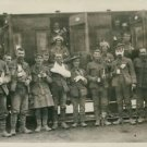 World War I. Heroes of the great advance - 8x10 photo