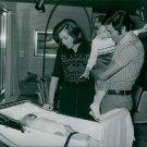 Eddy Merckx with his family.  - 8x10 photo