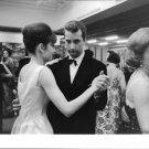 Audrey Hepburn, dancing. - 8x10 photo