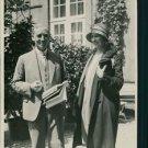 Ivan Bratt with a female - 8x10 photo