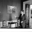 John F. Kennedy standing. - 8x10 photo
