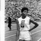 Wilma Rudolph - 8x10 photo