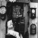 Watchmaker in India - 8x10 photo