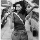 World War II. Ballet girl from London - 8x10 photo