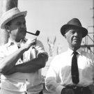 Joseph Leo Mankiewicz and Walter Wanger - 8x10 photo