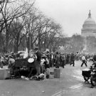 Depression march in Washington - 8x10 photo