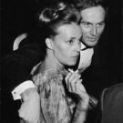 Jeanne Moreau holding cigarette. - 8x10 photo