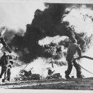 U.S. Air force fire crew - 8x10 photo