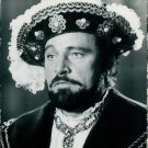 Picture of Richard Burton as King Henry VIII from Anne of the Thousand Days  -