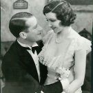 Maurice Chevalier and Claudette Colbert. - 8x10 photo