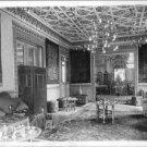 Drawing room in Josephine Baker´s apartment in Paris 1938. - 8x10 photo