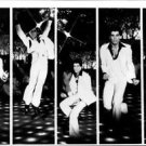 "John Travolta in the movie  ""Saturday night fever"". - 8x10 photo"