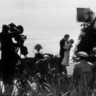 Capturing the moment - Movie scene. - 8x10 photo